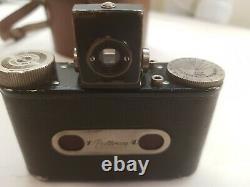 Vintage 1931 Dr. Nagel August Rolloroy With Leitz Elmar 3.5 5cm lens