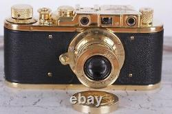Vintage Leica Berlin Olympiad 1936 Leitz Elmar lens f = 5, 13.5