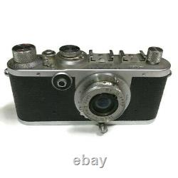 Vintage camera Leica 35 mm Leitz Elmar lens f = 5 13.5 Germany Nr. 576637