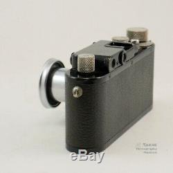 Vtg 1933 Leica III DRP Camera Leitz Elmar 13,5 f=5cm 50mm Lens Ser. # 119976